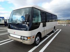 ローザ4WD 29人乗 オートマ 観音扉 自動ドア オートステップ