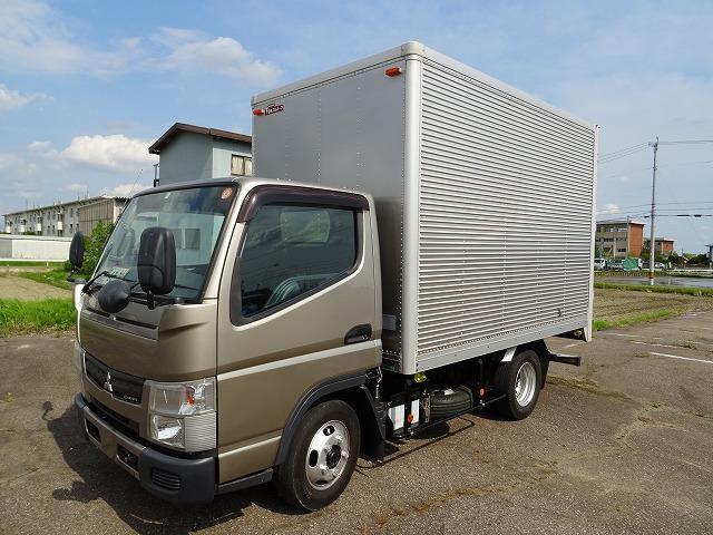 三菱ふそう アルミバン 2トン標準 5MT  新免許トラック