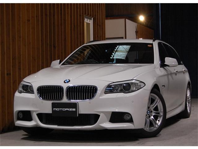 BMW 523dブルーパフォーマンス ツーリング Mスポーツ