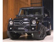 M・ベンツG500L 22インチアルミ 4WD 新車並行車