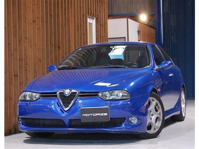 アルファロメオ GTA 3.2 V6 24V 6速ミッション ディーラー車