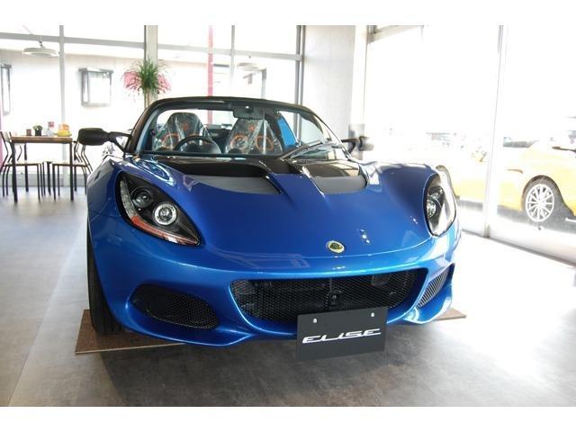 ロータス エリーゼスプリント 220 新車 ファイナルモデル