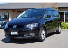 VW シャラン禁煙車 ワンオーナー 衝突回避 車庫保管 コンフォートライン