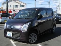 ワゴンRFX 社外メモリーナビ ワンセグ キーレス 自社買取車