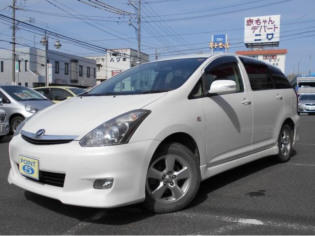 トヨタ X エアロスポーツパッケージリミテッド HDDナビ フルセグ