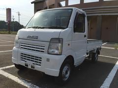キャリイトラックKUエアコン・パワステ・AT・4WD・ナビ・TV・レンタカー