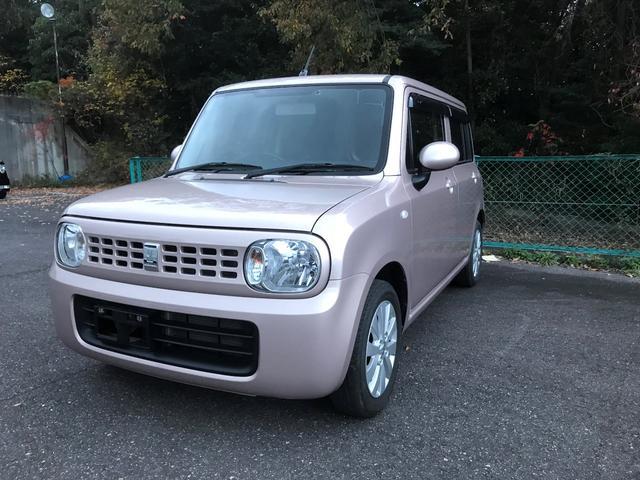 沖縄県うるま市の中古車ならアルトラパン G ナビ TV DVD ETC アルミ アイドリングストップ