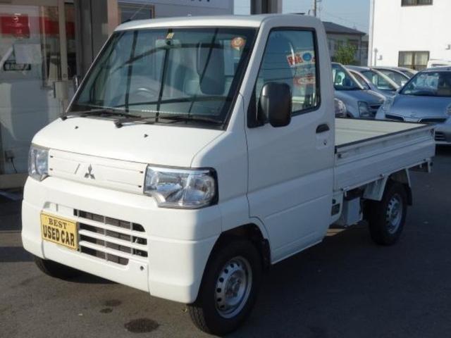 三菱 ミニキャブトラック VX-SE オートマ エアコン パワステ 三方開き