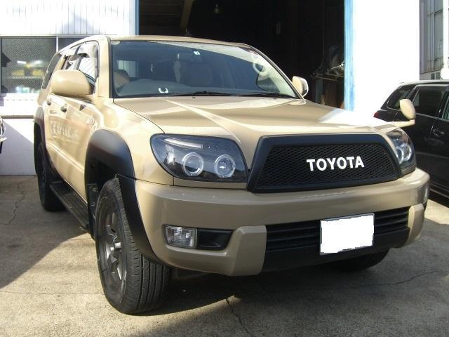 トヨタ SSR-X 4WD 3.4 タイミングベルト交換済み HDDナビ バックモニター キーレス ETC