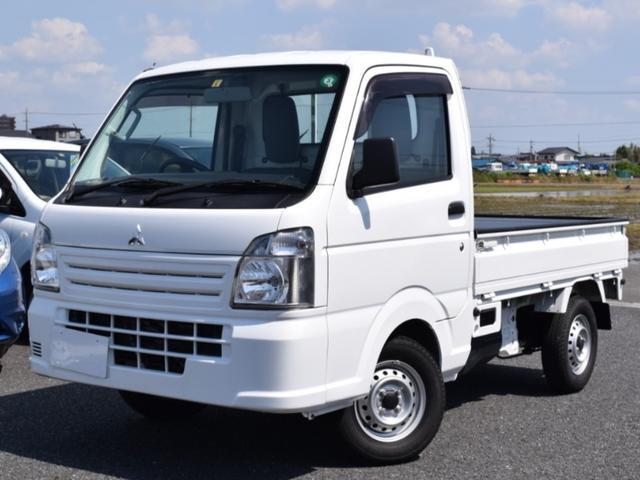 三菱 ミニキャブトラック M 5速MT エアコン パワステ
