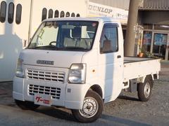 キャリイトラックKCエアコン・パワステ 5速MT 4WD 新品クラッチ交換済