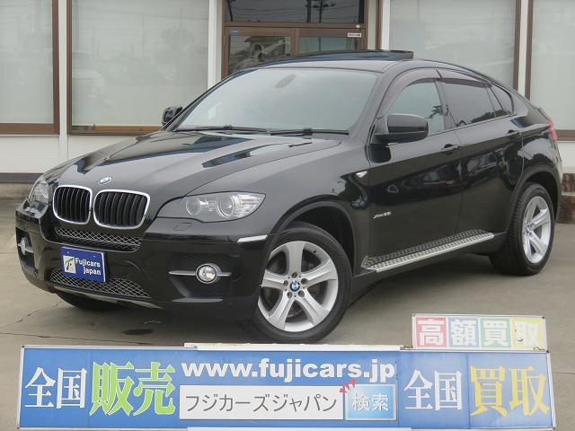 BMW xDrive 35i サンルーフ 地デジ 黒革 5人乗