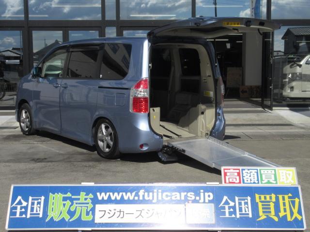 トヨタ ウェルキャブ福祉車両 スロープ6人 8ナン 元タクシー車両