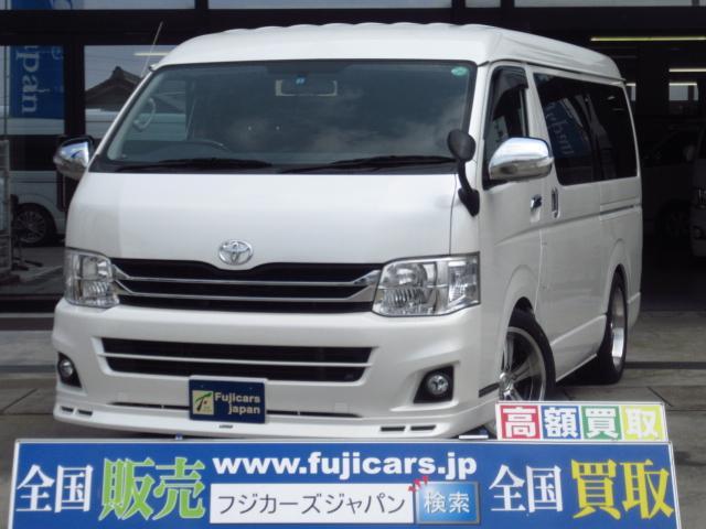 トヨタ トヨタ車体特別架装 4キャプテンシート 18AW