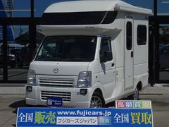 スクラムトラックAZMAX ラクーン 軽キャンピング 5MT 4WD