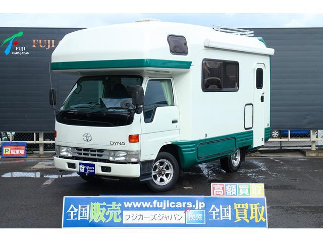 トヨタ バンテックZIL 4WD 5速マニュアル