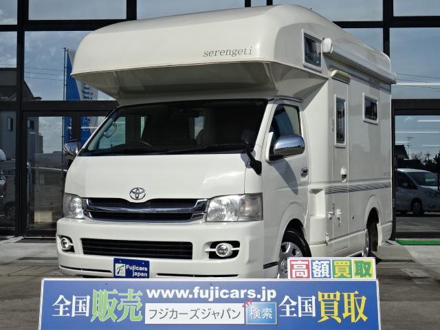 トヨタ ファンルーチェ セレンゲティ 2段ベッド FFヒーター