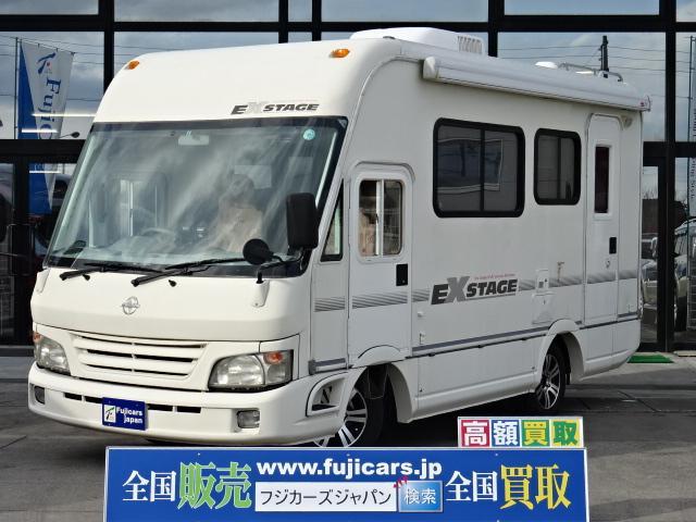 トヨタ グローバル エクステージ 2段ベッド 発電機