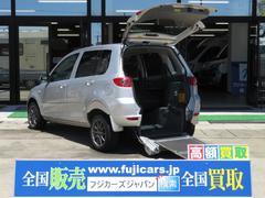 デミオ福祉車両 スロープ 助手席回転シート付き 5名乗車