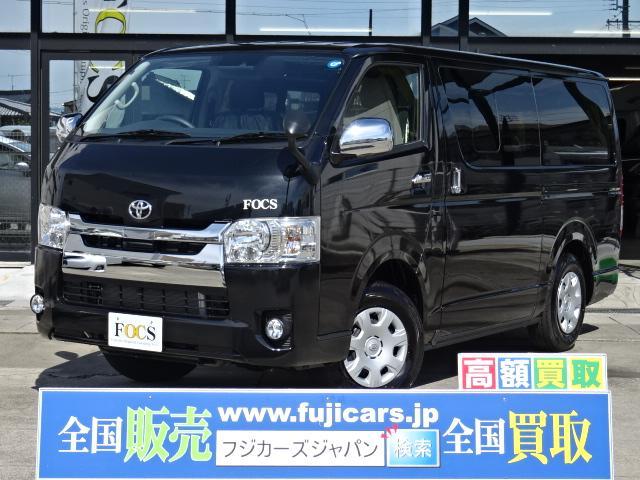 トヨタ FOCS エスパシオes 4WD FFヒーター
