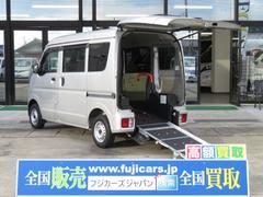 エブリイ福祉車両 スロープ 電動ウィンチ 8ナンバー 5AGS