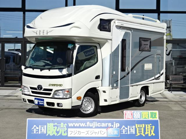 トヨタ ナッツRVクレア5.0W FFヒーター