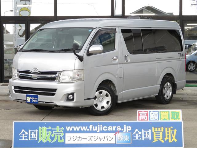 トヨタ ナッツRV トライアル タイプA リアTV