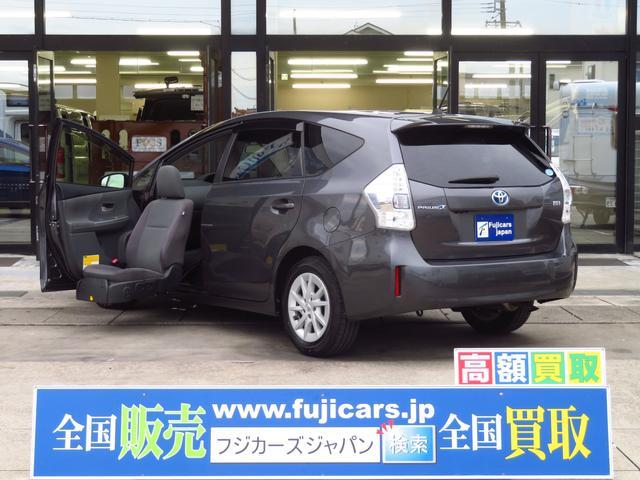 トヨタ 1.8Sウェルキャブ 全自動助手席リフトアップシート