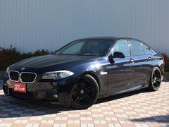BMW528iMスポーツパッケージ レザーシート サンルーフ