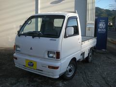 ミニキャブトラックTD 2駆4駆ハイロー切替式4WD 5速マニュアル