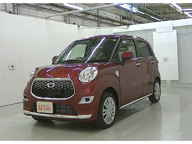 ダイハツ スタイルX SAII-A 登録展示車