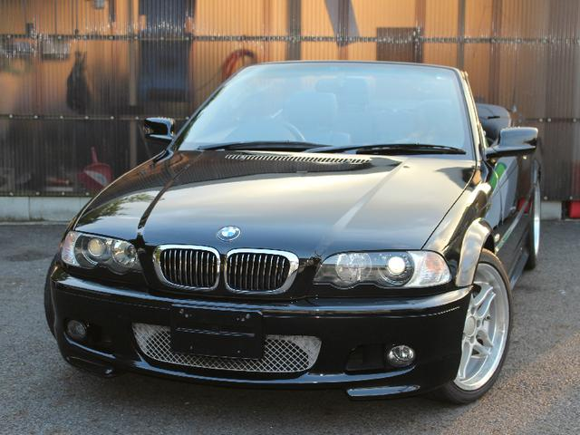 BMW 330Ciカブリオーレ HDDナビ ETC HID