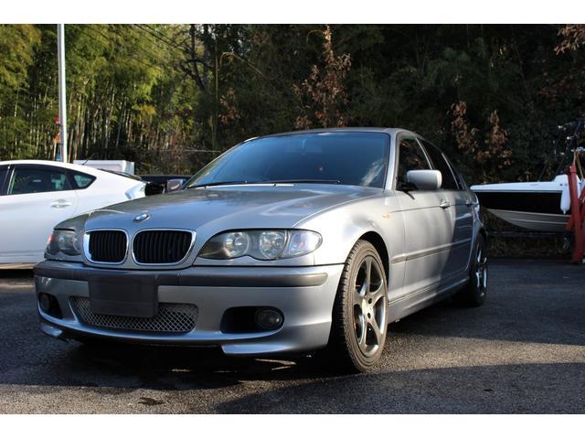 BMW 318i Mスポーツパッケージ 5MT ETC