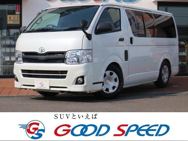 トヨタ ロングスーパーGLプライムセレ アルパイン11型ナビTV