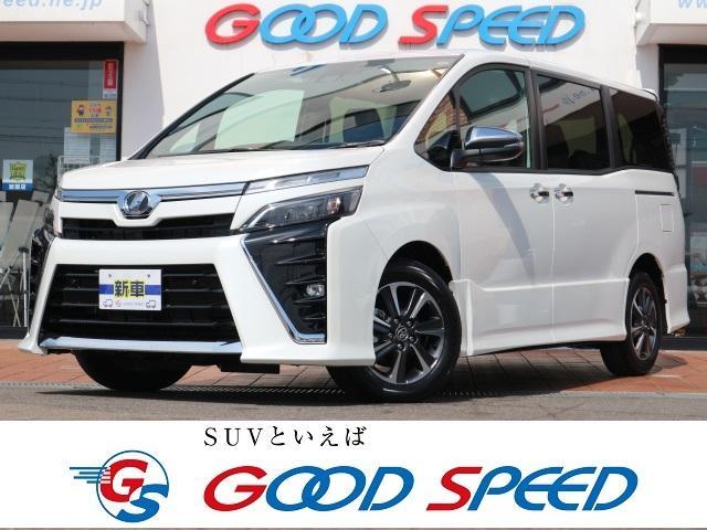 トヨタ ZS 煌II セーフティーセンス 両側電動 LEDヘッド
