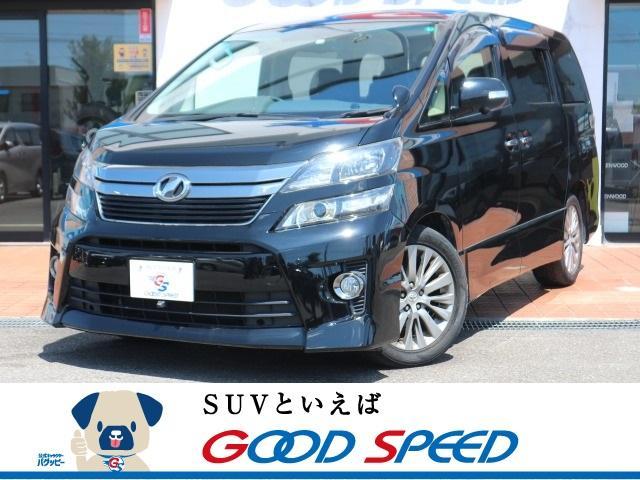 トヨタ 2.4Z ゴールデンアイズII 8型ナビ