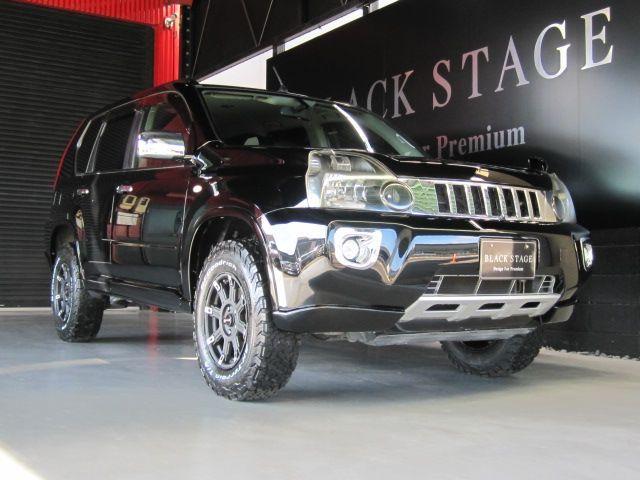 日産 BEASTマッドスタイリング BLEST16AW 4WD