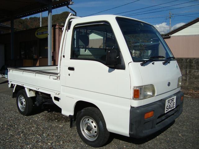 「スバル」「サンバートラック」「トラック」「岐阜県」の中古車