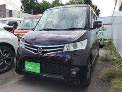 ルークスハイウェイスター  ナビ TV 軽自動車 インパネCVT