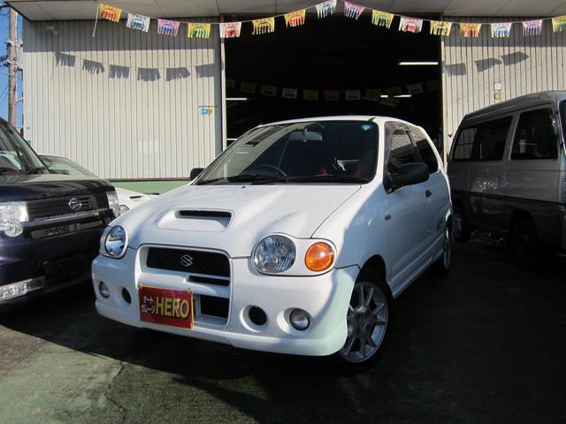 スズキ RS/Zターボ 5速 買取車 純正14AW