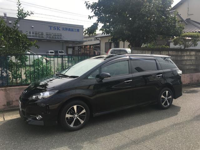 トヨタ 1.8Sモノトーン スマートキー アルミ