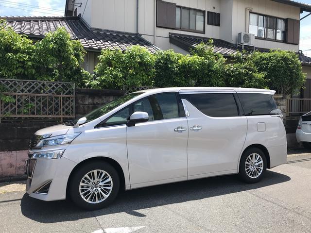 トヨタ 2.5V 両側電動スライドドア 革シート スマートキー