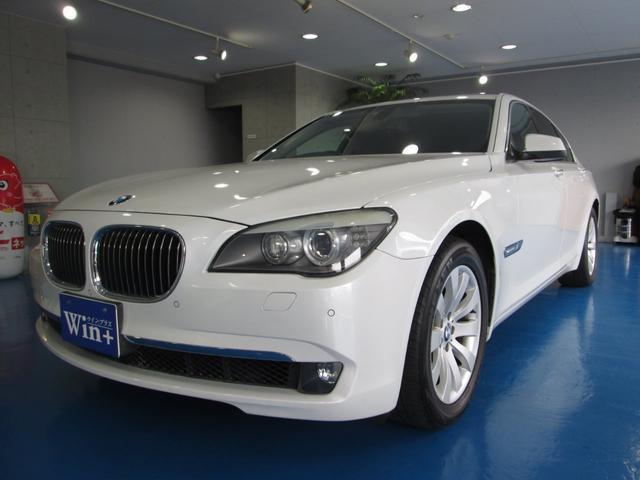 BMW 740i キセノン サンルーフ 本革シート