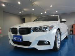 BMW320iグランツーリスモ Mスポーツ HDDナビ ETC