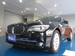 BMW740i サンルーフ 純正HDDナビ 純正アルミ
