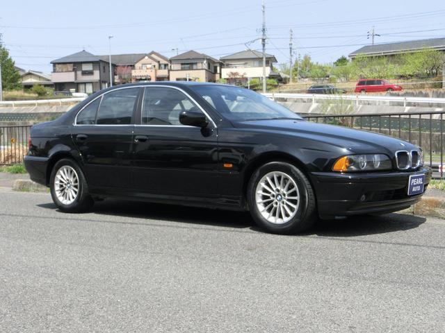 BMW 525iハイライン ワンオーナー D記録簿 禁煙車