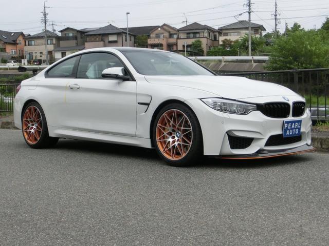 BMW M4 GTS 世界限定700台 日本正規限定30台