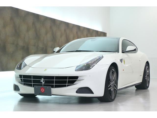 フェラーリ 正規ディーラー車 右H LEDステアリング OP総額700万