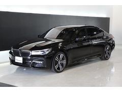 BMW750i Mスポーツ ヒートコンフォートPKG