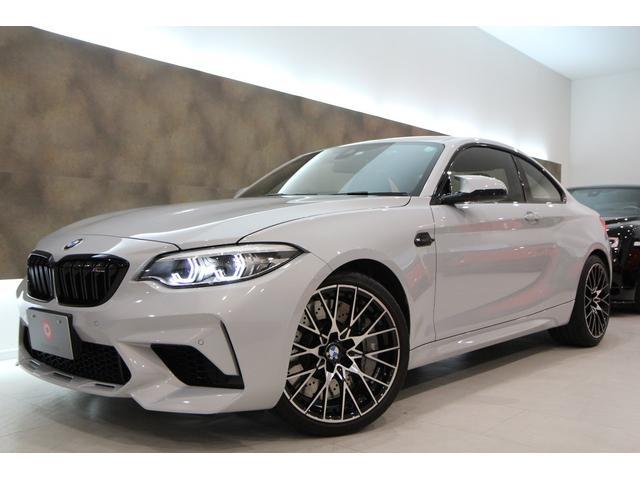 BMW コンペティション 6速MT ホッケンハイムシルバー ディーラー保証 インテリジェントセーフティ Bカメラ ETC